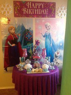 Candy/Cupcake Station
