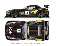 Race Car Profiles