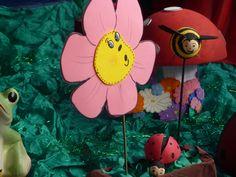 Flores de eva.. Festa jardim