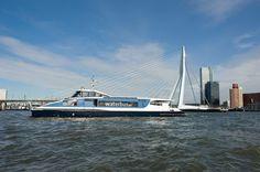 Fast Ferry - Waterbus van Rotterdam naar Dordrecht