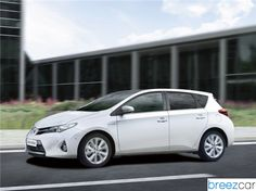 Toyota Auris HSD hybride