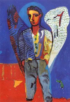 SANDRO CHIA http://www.widewalls.ch/artist/sandro-chia/  #contemporary #art…