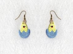 Please Repin!  FSL Easter Earrings Machine Embroidery Designs  http://www.designsbysick.com/details/easterearrings