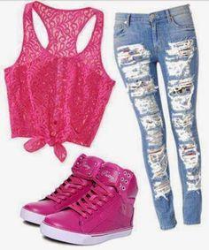 7a88a0597c0e6 74 mejores imágenes de ♥♥♥...Conjuntos A La Moda ...