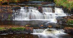 Treppoia falls #COLOURFULESTONIA #VISITESTONIA; http://ift.tt/2if3Qn1