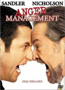 Anger Management [note: the only other Adam Sandler movie I still like.]