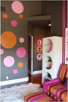 Polka Dots are so cute!