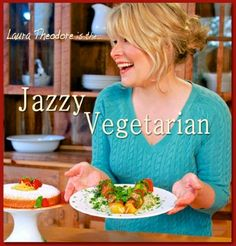 Food Blogger Spotlight: Laura Theodore from The Jazzy Vegetarian