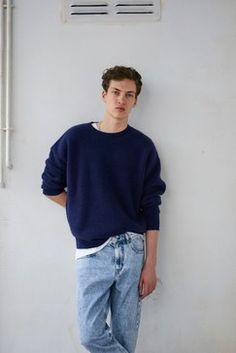 Isabel Marant Spring 2019 Menswear Fashion Show Collection: See the complete Isabel Marant Spring 2019 Menswear collection. Look 14