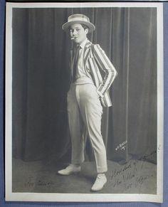 1920s 1930s drag king by missing_linck, via Flickr