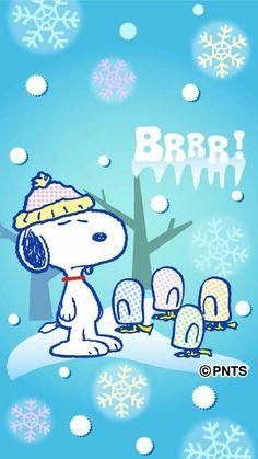 Snoopy Brrr!
