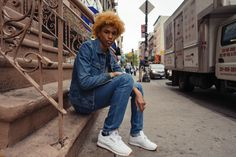 Streetsnaps: Michael Lockley