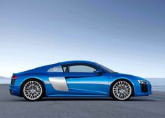 Side view Audi-R8 V10 2016 wallpaper - Audi r8 2016, Audi r8 e-tron, audi r8 pictures, Audi r8 v10, Audi r8 v10 plus, Audi r8 wallpaper