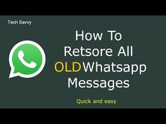 how to restore deleted whatsapp messages? Android Phone Hacks, Smartphone Hacks, Iphone Hacks, Android Security, Mobile Security, Gernal Knowledge, Knowledge Quotes, Android Technology, Mobile Technology