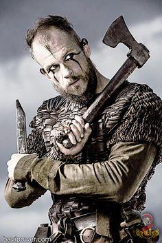 Vikings a historical drama television series Ragnar Lothbrok Lagertha Rollo Siggy 12 x 18 inch poster Vikings Show, Vikings Tv Series, Vikings Season, Viking Life, Viking Warrior, Valhalla Viking, Floki Viking, Costume Viking, Larp Costumes