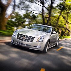 The #Cadillac #CTS #Sport Sedan