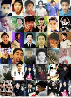 EXO D.O.'s adorable personality revealed through old pictures and online comments Kyungsoo, Kaisoo, Exo Ot12, Old Pictures, Baby Pictures, K Pop, Childhood Images, Cute Happy Birthday, Exo Lockscreen