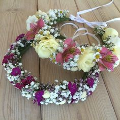 #fleurentina ✨#flowercrown #flowers #crown #flowerheadpiece #floweraccessories #floral #floralheadpiece #floralcrown #birthdaycrown #birthday #bridal #bridalaccessories #bacheloretteparty #bridesmaids #wedding #summertime #love