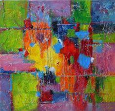 Behind my window. Acr.can.  #oilpainting #art #oiloncanvas #abstract #abstractlandscape #abstractart #абстракция #kysliakova #modernart #кислякова #artwork #picture #artist #designinterior #купитькартину #продажакартин #painting #fineart #красивыекартины #womaninart