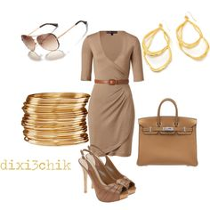 CLASSIC WORK ATTIRE. every woman should own a wrap dress...if u don't...then ur missing out.