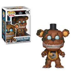 Funko pop. FNAF. Twisted Freddy.