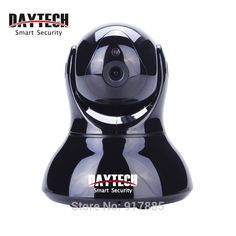 49.98$  Watch now - http://ali56u.worldwells.pw/go.php?t=32783162212 - DAYTECH IP Camera WiFi Home Surveillance Camera Security Two Way Audio Night Vision 720P Baby Monitor Wireless Webcam DT-C02BL