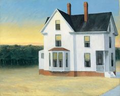 Edward Hopper (1882-1967) Cape Cod Sunset