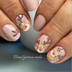 Here is a tutorial for an interesting Christmas nail art Silver glitter on a white background – a very elegant idea to welcome Christmas with style Decoration in a light garland for your Christmas nails Materials and tools needed: base… Continue Reading → Nail Art Noel, Xmas Nail Art, Christmas Manicure, Xmas Nails, Elegant Nail Designs, Christmas Nail Art Designs, Winter Nail Designs, Holiday Nails 2018, Cute Nails
