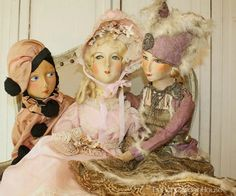 Oh! You Beautiful Doll. Weekly Favorites: Boudoir Dolls