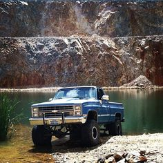CHEVY TRUCKS — k5willy:   #squarebody #lifted #chevy
