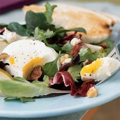 Bistro Dinner Salad   MyRecipes.com