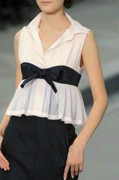 Chanel Spring 2009 Details