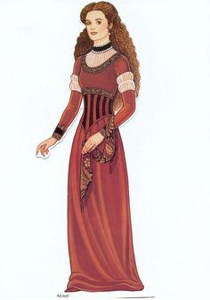 Robin Hood and Maid Marion - paper dolls - Nena bonecas de papel - Picasa Web Albums