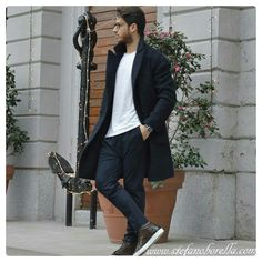 Gentleman's Wardrobe, Mens Fashion, Fashion Outfits, Style Fashion, Mens Clothing Styles, Jacket Style, Stylish Men, Style Me, How To Look Better