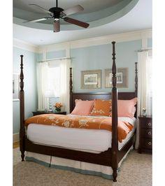 Fall Bedroom - Home and Garden Design Ideas