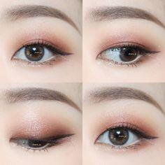 Easy Tips To Care For Your Skin - Beauty Skincare Products Makeup Inspo, Makeup Trends, Makeup Inspiration, Makeup Tips, Makeup Goals, Asian Make Up, Eye Make Up, Makeup Eyeshadow, Eyeliner