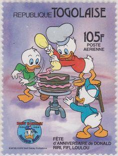Fiesta de Aniversario, Hugo, Paco y Luis Fiesta de Aniversario 21/09/1984 Togo