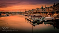 Sunset Winter by Hector_melo