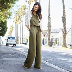 Softly Draping Jumpsuit R édition