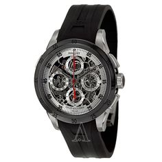 Perrelet Chronograph A1043-3A Men's Watch