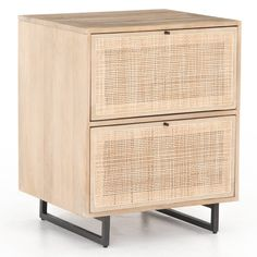 Sydney Woven Cane Tall Chest Of Drawers Plywood Furniture, Cane Furniture, Rattan Furniture, Furniture Design, Cheap Furniture, Furniture Nyc, Furniture Outlet, Accent Furniture, Office Furniture