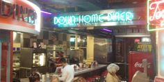 Love a good diner? Fresh foods? Check out Down Home Diner at the Market Terminal Market in Philly. Click on the picture for more info.