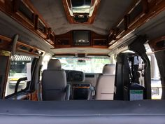1000 Images About Conversion Vans On Pinterest