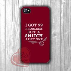 Harry Potter Snitch - DIT for iPhone 6S case, iPhone 5s case, iPhone 6 case…