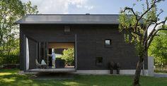 Arnhard und Eck Architekten: Holzhaus am Auerbach