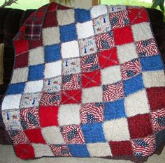 Browse our rag quilts photo gallery to see pictures of rag quilts made by…
