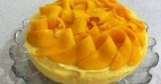 Lime and Mango Cheesecake