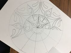 One of my favorite Art 1 projects is the Radial Design Color Wheel. I tweak it every year, but I have to say starting the year with a proj...