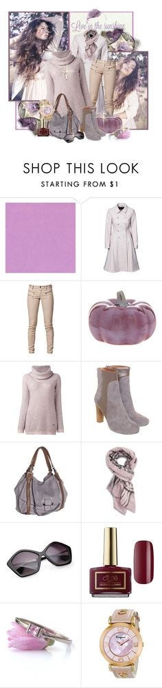 """Live in the sunshine,swim in the sea,breath the wild air."" by mlka ❤ liked on Polyvore featuring kozo, daria, French Connection, SELECTED, FAY, Marc by Marc Jacobs, Kooba, Nordstrom, Ciaté and Lilia Nash Jewellery"