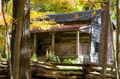 Log cabins for sale on pinterest cabins for sale log for Primitive cabins for sale